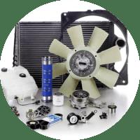 система охлаждения - ремонт