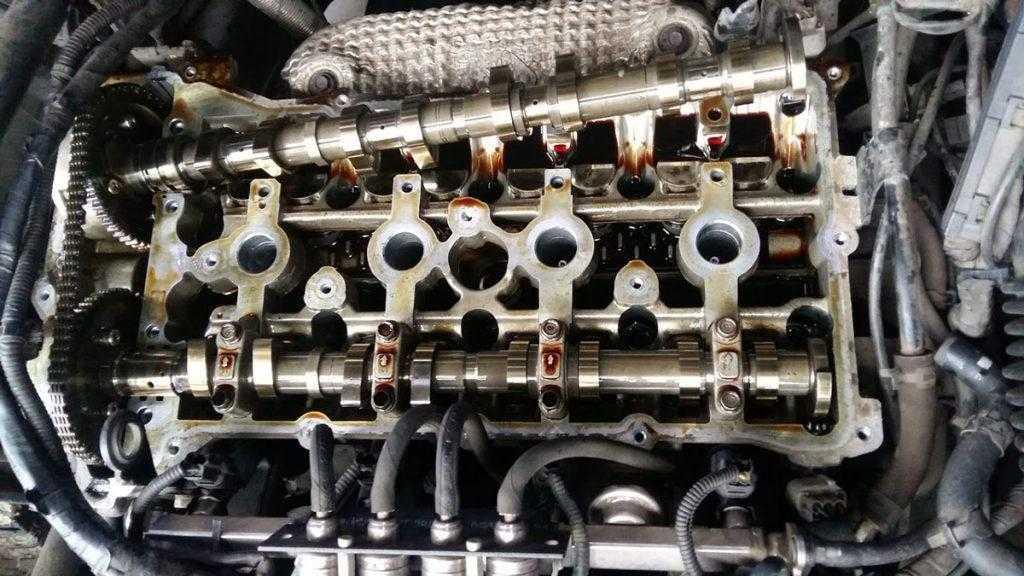 Клапаны ГБЦ G4KD